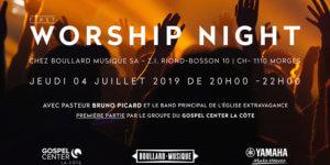Image WORSHIP NIGHT