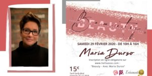 Image Beauty – Conférence femmes avec Maria Durso