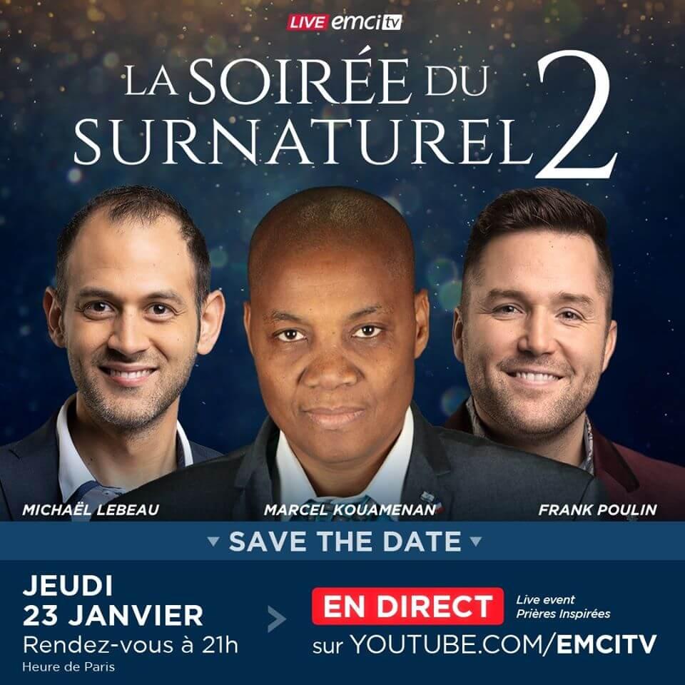EMCI TV - La soirée du surnaturel 2