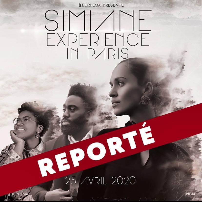 Concert Simiane Experience à Paris