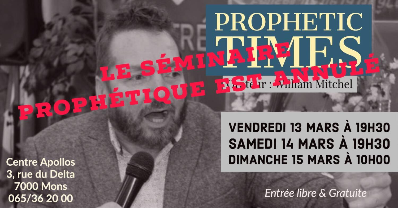 Prophetic TIMES