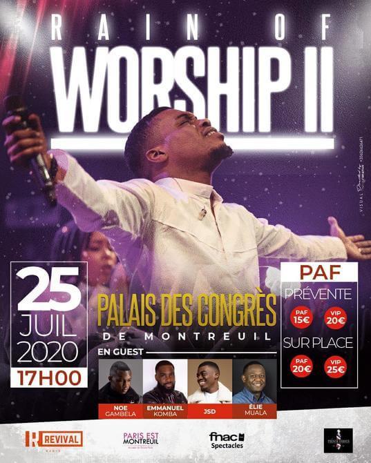 Rain of Worship 2